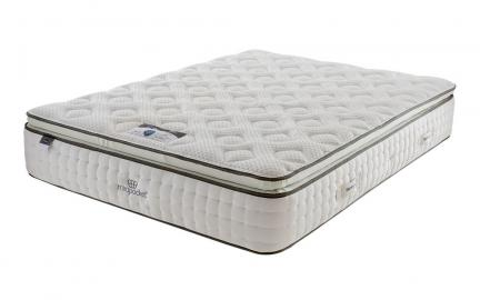 Silentnight Mirapocket 1000 Geltex Pillow Top Limited Edition Mattress, Single