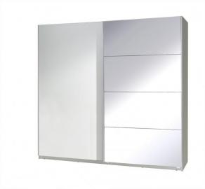Twist - sliding wardrobe with mirror