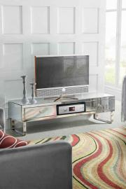 Chelsea Mirrored Media TV Cabinet