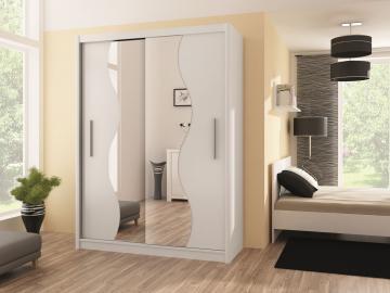 Telford V 203 - sliding wardrobe with mirror
