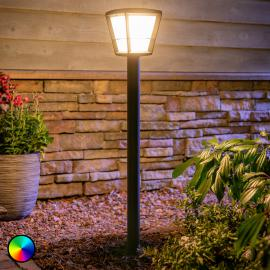 Philips Hue White+Color Econic słupek ogrodowy LED