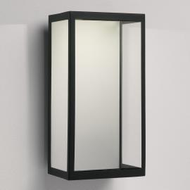 Applique d'extérieur LED Puzzle en noir