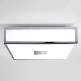 Plafonnier LED rectangulaire Mashiko avec IP44