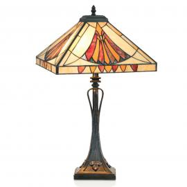 Lampe à poser AMALIA style Tiffany