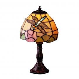 Lampe à poser JANNEKE style Tiffany