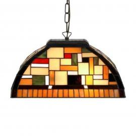 Suspension MOSAICO style Tiffany