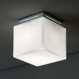 Plafonnier Cubis chrome