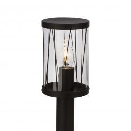 Luminaire pour socle noir Reed