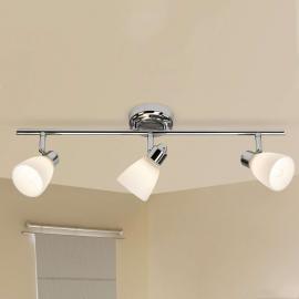 Plafonnier à trois lampes Kensington avec IP44