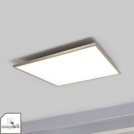 Plafonnier LED Easydim Ceres de forme carrée