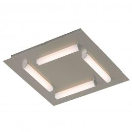 Plafonnier LED carré Leona