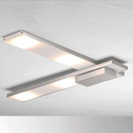 Plafonnier MED Slight raffiné, aluminium