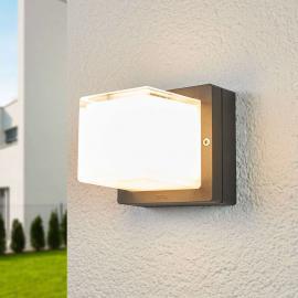 Applique d'extérieur LED Erik à rayon libre