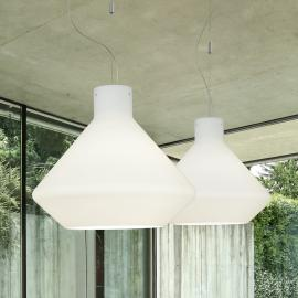 Suspension LED Corpo D à deux lampes