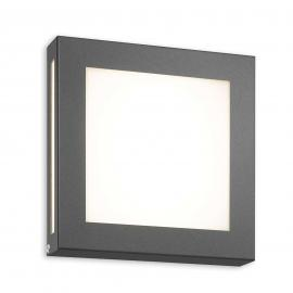 Applique d'extérieur LED Legendo Mini anthracite