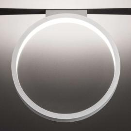 Plafonnier design Assolo noir, 43 cm