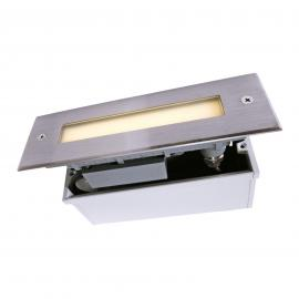 Spot encastrable dans le sol LED Line, 18,3 cm