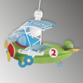 Suspension avion Baby Plane