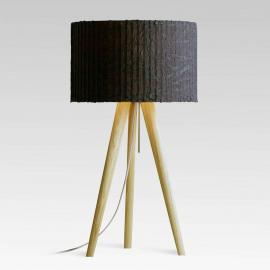 Lampe à poser Sten Cloud chêne blanc graphite