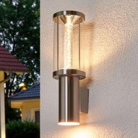 Applique extérieure LED chic Trono tube