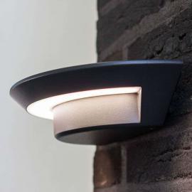 Applique d'extérieur LED Adina moderne 4 lampes