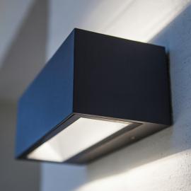 Nomra - applique d'extérieur LED à double sens
