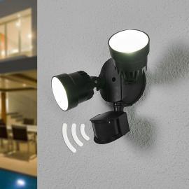 Projecteur d'extérieur LED Shrimp détecteur, 12 W