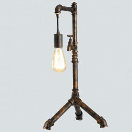 Lampe à poser Amarcord en design tubulaire