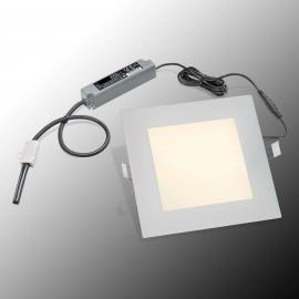 Spot encastré LED York blanc chaud