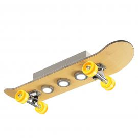 Plafonnier LED Light Cruiser en skateboard