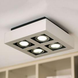 Plafonnier LED à 4 lampes Loke