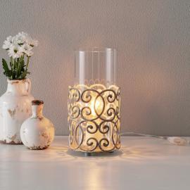 Belle lampe à poser Vintage
