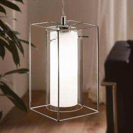 Suspension moderne Loncino en verre