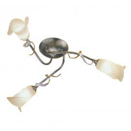 Plafonnier floral à 3 lampes FLY