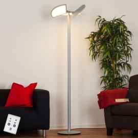 Lampadaire LED Aurela avec éléments orientables