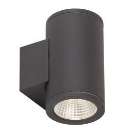 Applique d'extérieur LED Argo à deux lampes