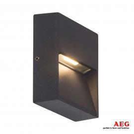 Applique LED d'extérieure Front, rectangulaire