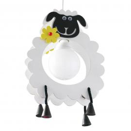 Suspension Mouton en forme d'animal