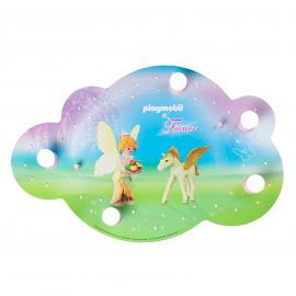 Plafonnier nuage PLAYMOBIL Fairies