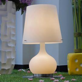 Lampe à poser ADE blanche 58 cm