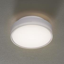Plafonnier LED Hatton IP65, 25 cm