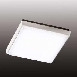 Plafonnier d'extérieur LED carré Desdy