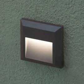 Grant - Applique extérieure LED rectangulaire