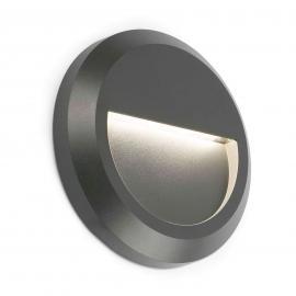 Applique extérieure LED Grant ronde