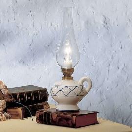 Lampe à poser rustique RUSTICO