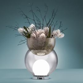 Lampe à poser Giova décorative 32 cm