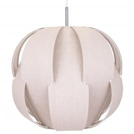 Suspension Pavot Ø45 cm Beige