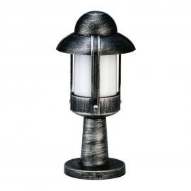 Luminaire pour socle Jesper style rustique noir
