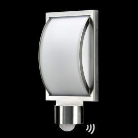 Applique d'extérieur Curvo avec détecteur