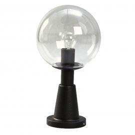 Luminaire pour socle en cristal noir